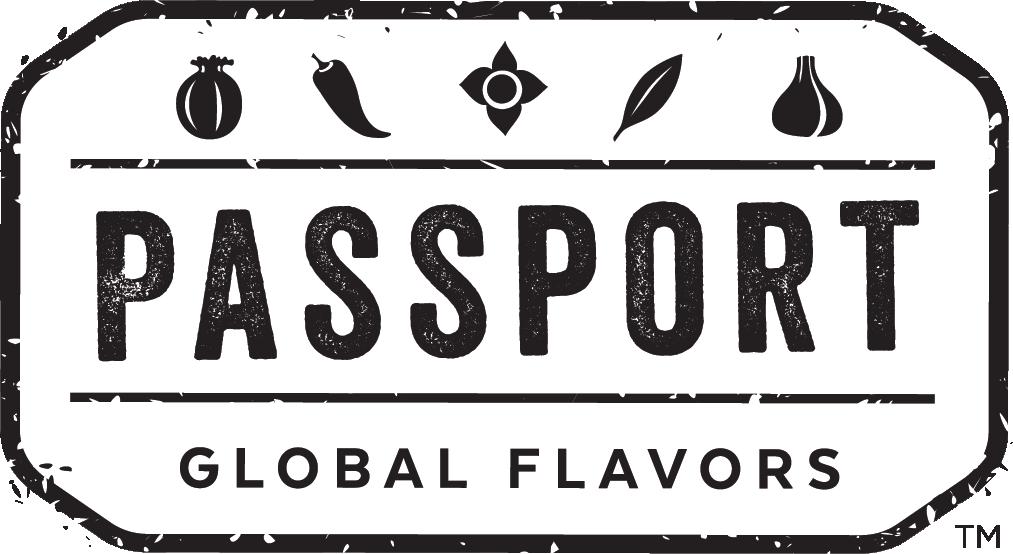 Passport Global Flavors Logo