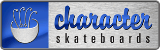 Contact Character Skateboards, 100% Chicago Skateboarding