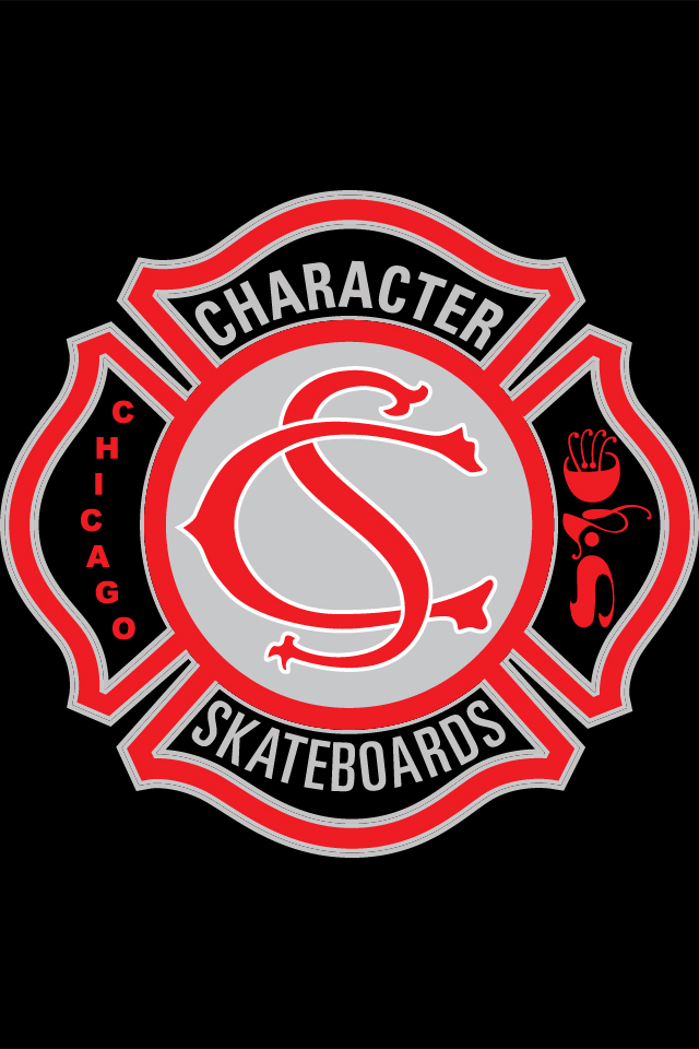 Iphone Wallpapers Character Skateboards Chicagos