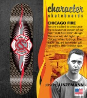 CHAR CHICAGO FIRE AD 150