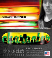 CHAR Rasta Tower AD 150