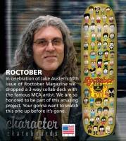 character ROCTOBER deck 150