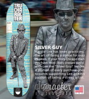 character SILVER GUY deck 150