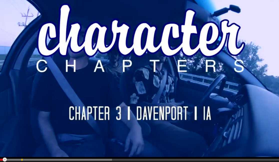 Character Chapters | Ch. 3 | Davenport, IA | Chicago Skateboarding