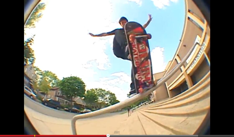 Character Skateboards | Ian Sherman Quick Clip | Chicago Skateboarding