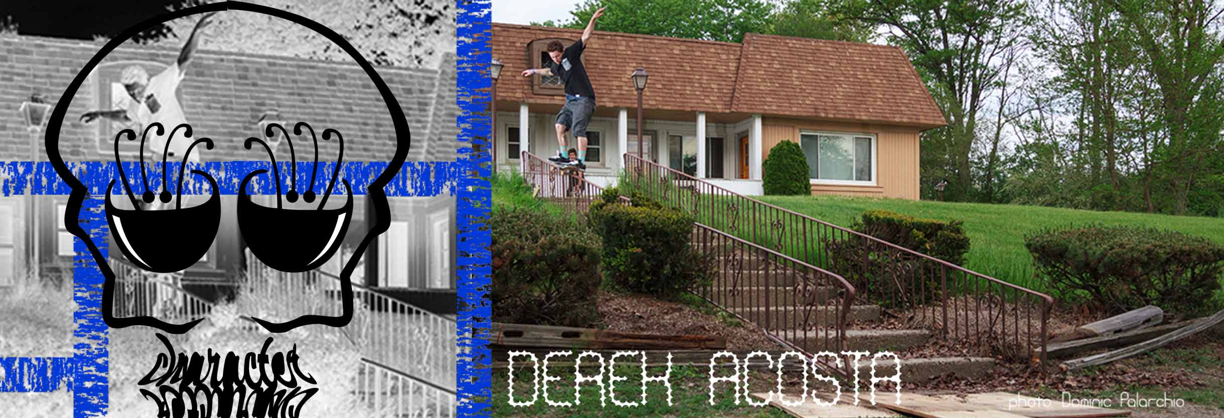 Derek Acosta - Chicago Skateboarding by Character Skateboards
