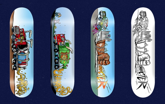 New Bro Model decks now in stock!