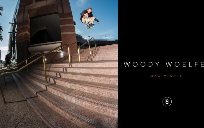 Woody Woelfel Mag Minute